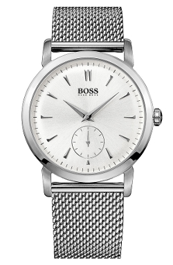 Boss Hugo Boss - Round Mesh Strap Watch