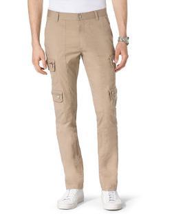 Michael Kors  - Khaki Cargo Pants