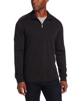 John Henry - Long-Sleeve Quarter-Zip Shirt
