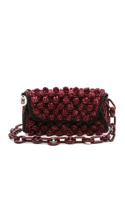 M Missoni  - Boucle Knit Bag