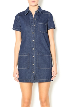 Re: Named - Blue Denim Dress