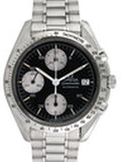 Omega  - Speedmaster Stainless Steel Watch