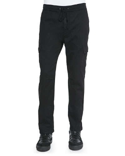 7 For All Mankind  - Onyx Weekend Cargo Pants