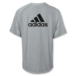 adidas  - ClimaLite Logo T-Shirt
