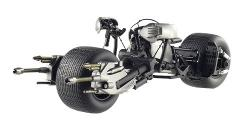 Batman Dark Knight Rises  - Batpod Hot Wheels Elite 1:18 Scale Vehicle