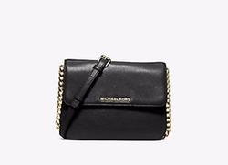 Michael Michael Kors - Bedford Leather Crossbody Bag