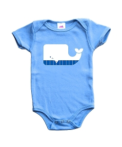 Kids - Bubbles Whale Onesie