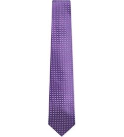 Charvet - Square-Print Silk Tie