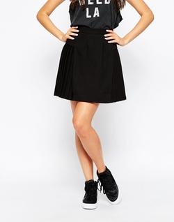 Eleven Paris - Skirt with Pleat Detail