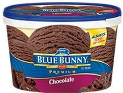 Blue Bunny - Premium Chocolate Ice Cream