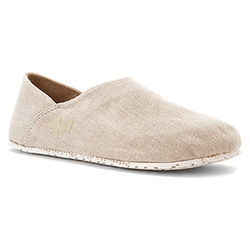 Otz Shoes - Espadrille Linen Slip-On Shoes