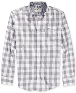 American Rag  - Varsity Team Check Shirt