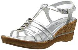Bella Vita - Caramelle Wedge Sandal