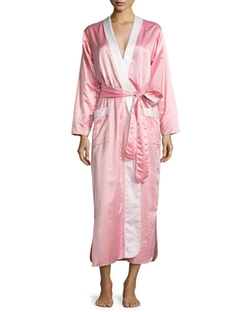Louis At Home - Monte Carlo Satin Long Robe