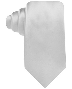 Countess Mara  - Sateen Solid Extra Long Tie