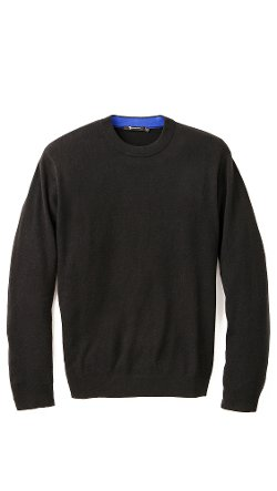 T By Alexander Wang  - Crew Neck Pullover