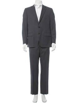 Dolce & Gabbana - Notch Lapel Two Piece Wool Suit