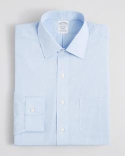 Brooks Brothers  - Mini Box Check Dress Shirt