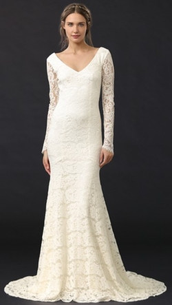 Theia - Nicole Lace Gown