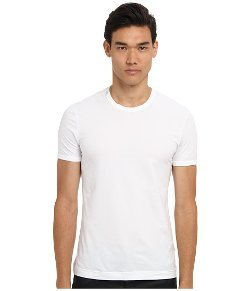 Dolce & Gabbana - Cotton Stretch Crewneck Tee