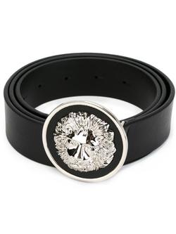 Versus - Lion Buckle Belt