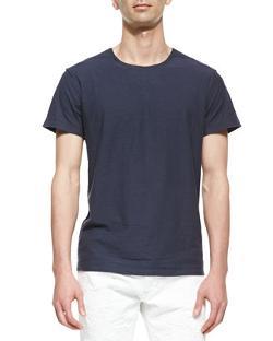 Diesel - Reversible Slub T-Shirt