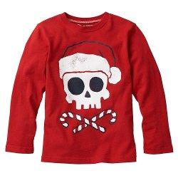 Jumping Beans - Skull Santa Tee - Shirt