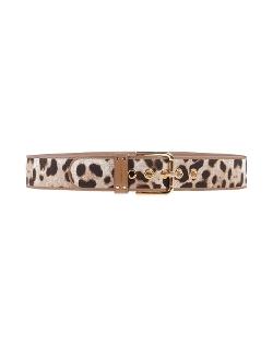 Dolce & Gabbana  - Leopard Belt