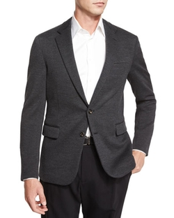 Ralph Lauren Black Label  - Daniel Two-Button Sweater Jacket