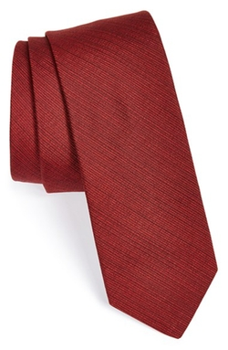 John Varvatos Star Usa - Silk Diagonal Stripe Tie