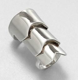 Eddie Borgo - Hinged Plate Ring