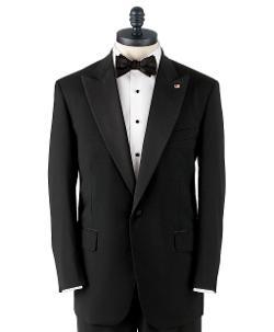 Brooks Brothers - One-Button Peak Lapel Tuxedo Jacket