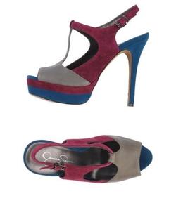 Jessica Simpson - Multi Color Sandals
