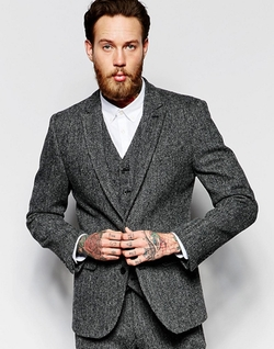 Asos - Harris Tweed Jacket