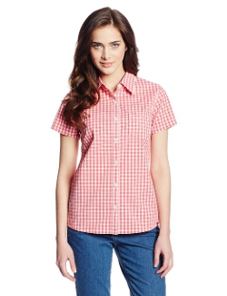 Dickies - Short Sleeve Poplin Plaid Shirt