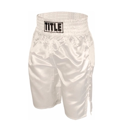 Title Boxing - Professional Boxing Trunks