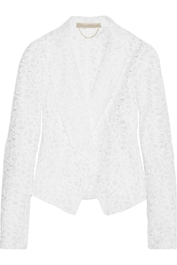 Vanessa Bruno - Alban Embroidered Tulle Jacket