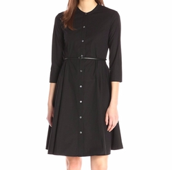Theory - Kalsingas Light Poplin Dress