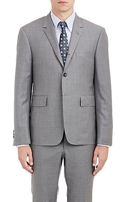 Thom Browne  - Twill Three-Button Sportcoat