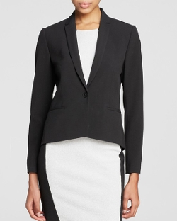 T Tahari  - Carina Single Button Blazer