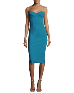 La Petite Robe di Chiara Boni  - Dionella Sleeveless Sheath Cocktail Dress