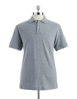 Black Brown 1826 - Pique Polo Shirt
