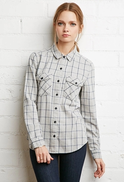 Forever21 - Check Plaid Shirt