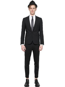 Dsquared2 - Tokyo Stretch Wool Suit