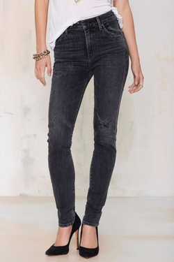 Citizens Of Humanity  - Carlie High-Waisted Skinny Jean