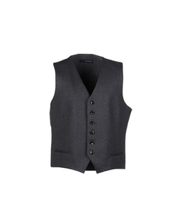 Royal Hem - Single Breasted Vest