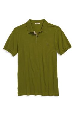 Burberry  - Brit Modern Fit Piqué Polo