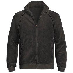 American Essentials - Velour Zip Jacket