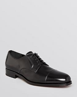 Salvatore Ferragamo  - Rand Cap Toe Oxfords