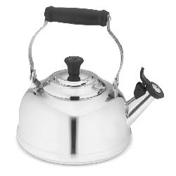 Le Creuset - Classic Stainless-Steel Tea Kettle